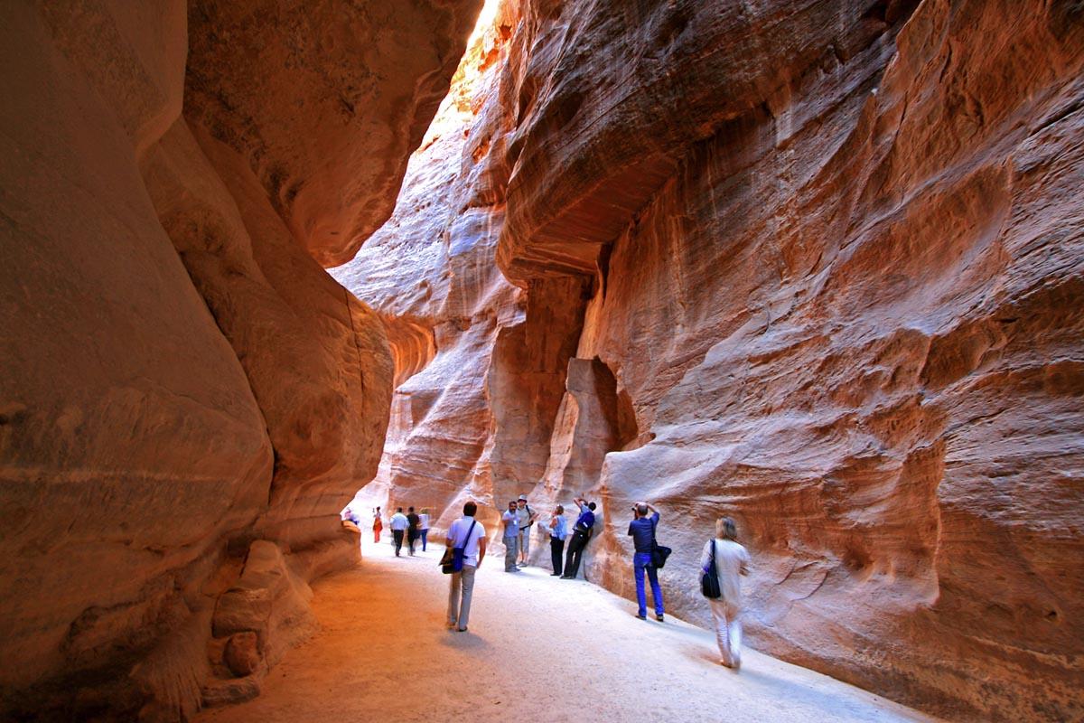 23.7.2020: Jordanien – Petra