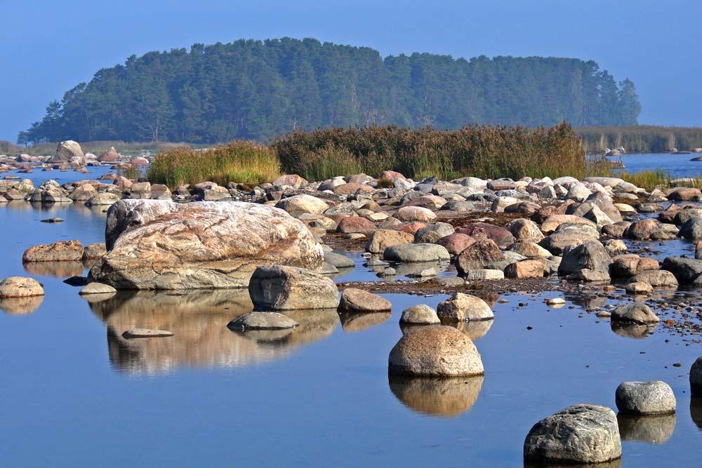 11.8.2020: Estland – Bucht von Käsmu