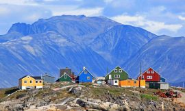 7.8.2020: Grönland – Nanortalik