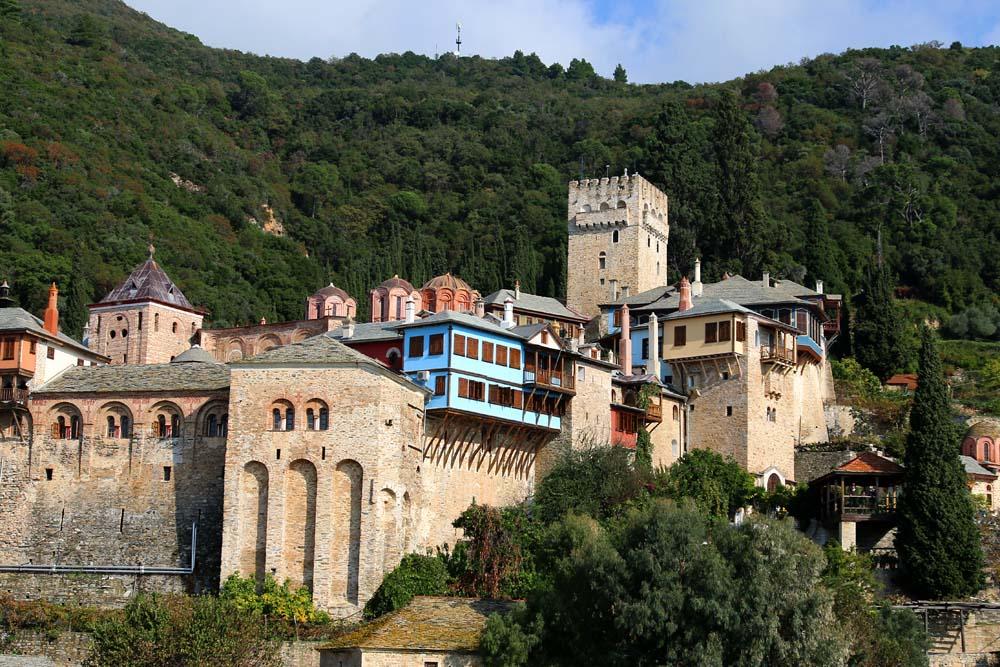 3.8.2020: Griechenland – Berg Athos