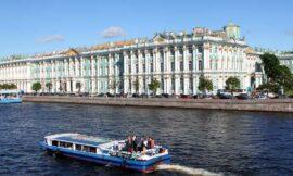 20.8.2020: Russland – St. Petersburg