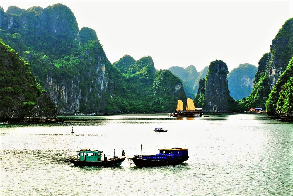 4.9.2020: Vietnam – Halong
